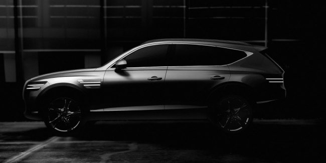 Genesis will present three of the crossover, including electric