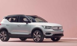 Started accepting orders for electrocreaser Volvo XC40