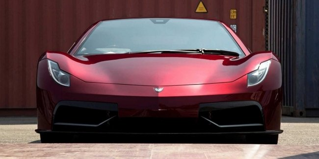 Electric coupe Vega EVX: 800 strength and a price of 250 thousand dollars