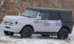 Ford Bronco 2020: announced date and details of competitor Wrangler