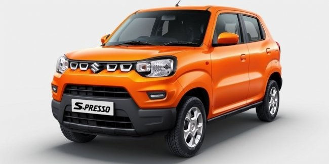 Cheap SUV Suzuki S-Presso has become a global model