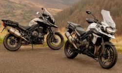 Company Triumph introduced two new versions of Triumph Tiger 1200 2020 Desert / Alpine