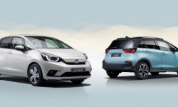 Appeared information about the new generation Honda Jazz
