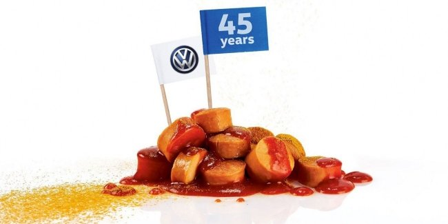 The bestseller of Volkswagen in 2019 was the sausage