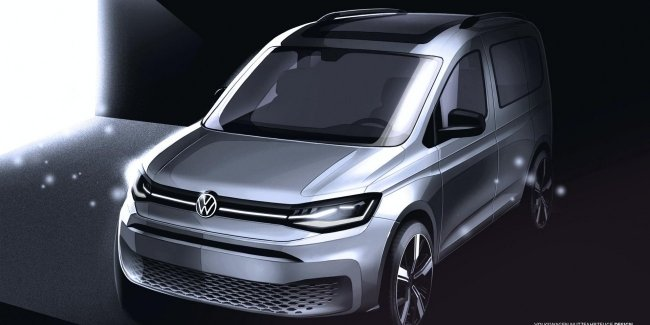 Fresh details about the updated Volkswagen Caddy