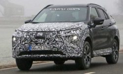 The tests noted the updated Mitsubishi Outlander