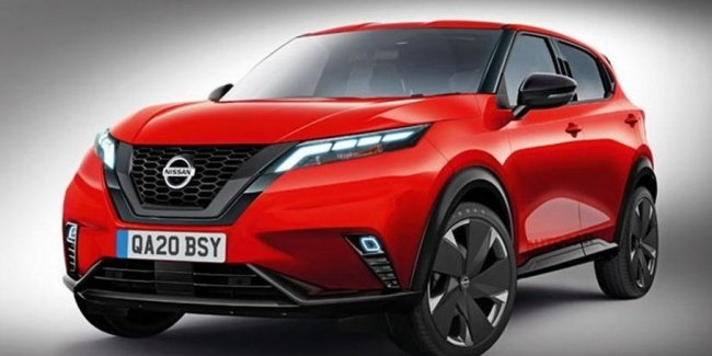 New Nissan Qashqai will become a hybrid and will increase in size
