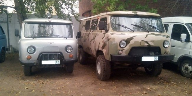 "The network has shown UAZ ""Loaf"" on steroids"