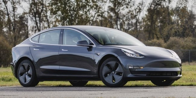 Tesla Model 3 includes the three most sold models in Europe
