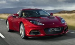Lotus has introduced a new version of the sports car Evora GT410