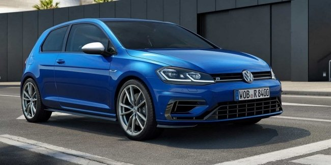 The VW Golf remained the best seller of the European market in 2019