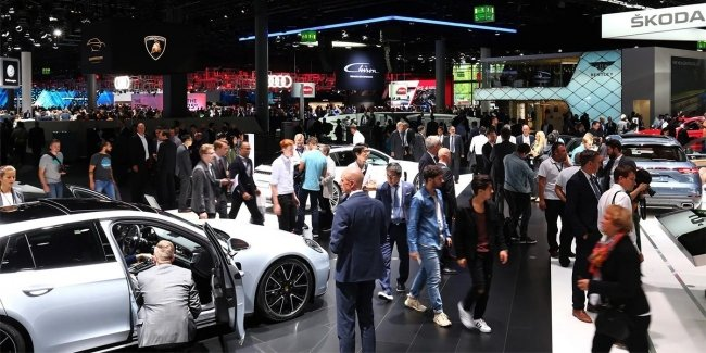 The motor show in Frankfurt will disappear. What's next?