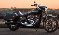 Harley-Davidson noted the decline at the end of 2019