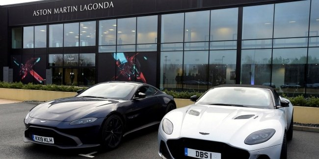 Aston Martin was sold to a canadian billionaire