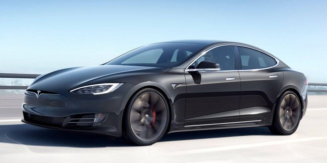 Tesla will increase the power reserve of the Model S to 645 kilometers