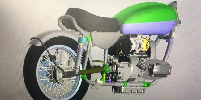 "IMZ is preparing a modernized wheelchair ""Ural"""