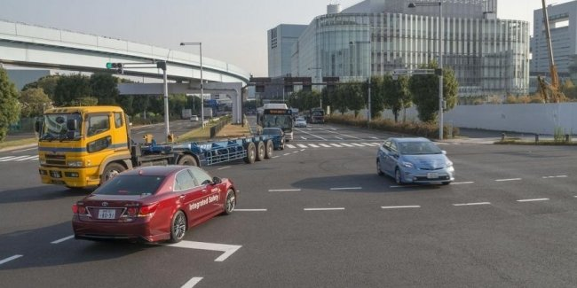 Toyota has announced the launch of suppression function of the acceleration