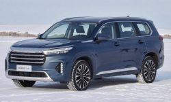 Chery announced the date of start of sales of the flagship Exeed VX