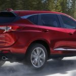 The exterior of the new KIA Sorento declassified before the premiere
