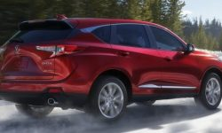 Acura boasts new all-wheel drive system at the motor show in Chicago