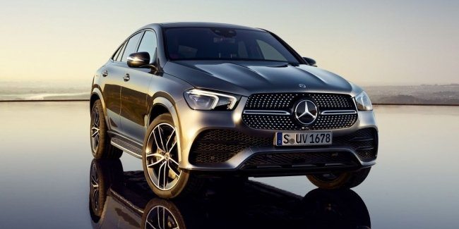 Nova pokolinnja Mercedes-Benz GLE Coupe more accessible to zamovlennya in Ukraine