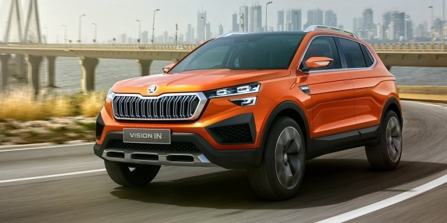 Skoda has revealed a new budget crossover: photos and specifications