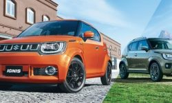 "Suzuki Ignis new: richer, plus ""off-road"" version at home"