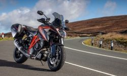 Orange storm: the KTM a new sales record