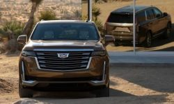 New Cadillac Escalade officially introduced