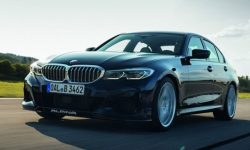 New Alpina B3 on sale in Europe