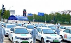 Geely cars will protect against coronavirus