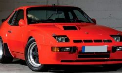 Porsche 924 Carrera GTS 1982 for sale