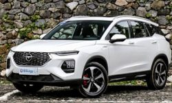 In India debuted a budget equivalent Hyundai Santa Fe from Haima
