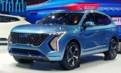 In India debuted a hybrid concept Concept Haval H