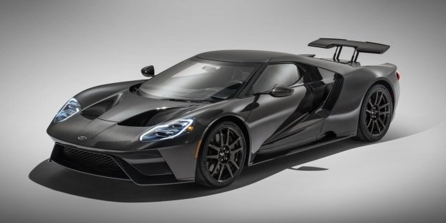 Updated Ford GT and made it more powerful