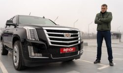 Cadillac Escalade – exceptionally American values