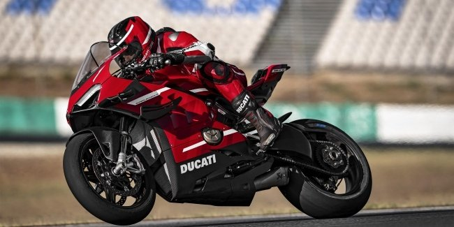 Ducati presents the most powerful in history – Superleggera V4