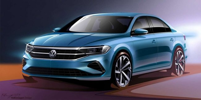 Skoda Rapid was turned into a budget VW: official images