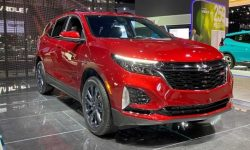 Chevrolet has updated its most popular crossover
