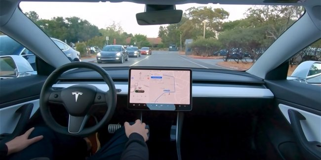 Tesla remotely deactivated the autopilot on the Model S after its resale