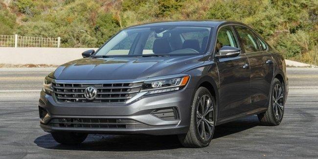The current generation Volkswagen Passat will be the last in the US market