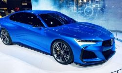 Acura has introduced the concept of Acura Type S
