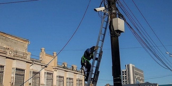 In Kiev cameras photofixation speeding will establish at the expense of private investors