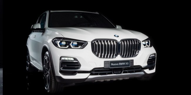 "BMW made ""eternal"" the special version of crossover X5"