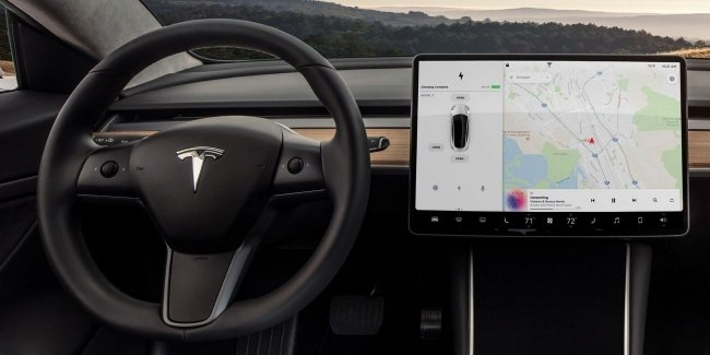 Tesla will change the traditional controls