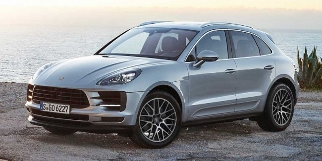 Porsche can provide electric Macan is already in 2021