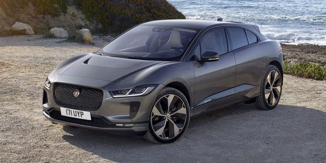 The production of electric cars I Jaguar-Pace stopped