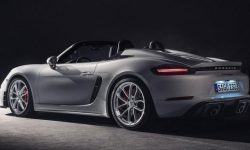 Porsche will equip the extreme 718 718 Boxster and Cayman robot