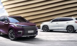 Vantas: new brand Chery to USA and Canada