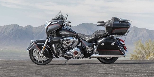 Indian Motorcycle introduced motorcycle Roadmaster Elite 2020
